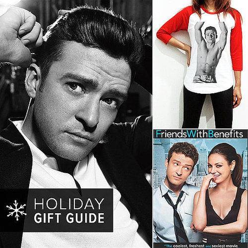 Chances are you have a friend or five who's been loving every second of Justin Timberlake's big year, so why not wrap it up with a holiday gift she's sure to love? POPSUGAR Celebrity has plenty of presents to suit (and tie) the Justin superfan in your life.