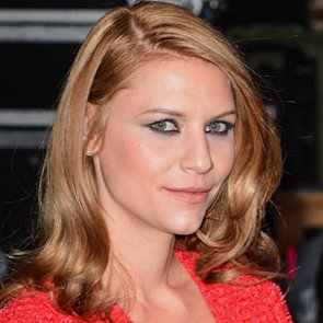 Claire Danes Dyes Her Hair Red 2013