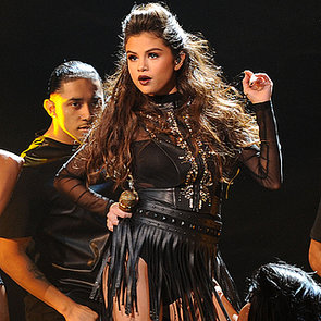 Selena Gomez's The X Factor Performance Hair | Pictures
