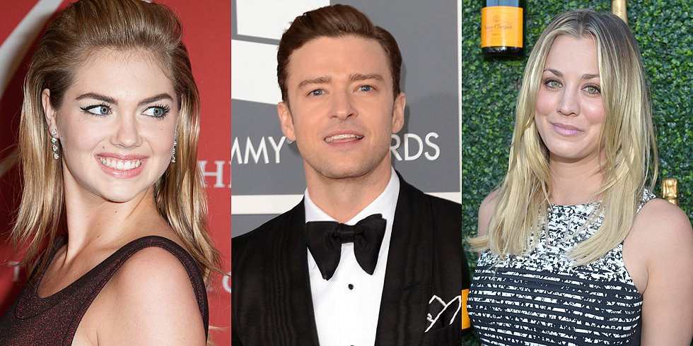 Celebrity Tweets of the Week: Kaley Cuoco, Justin Timberlake, Kate Upton and More!