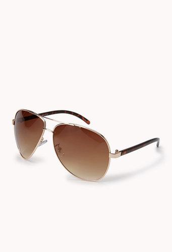 FOREVER 21 F3885 Aviator Sunglasses