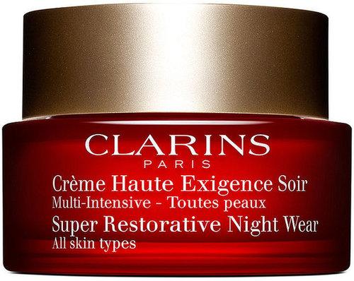 Clarins Super Restorative Night Cream, 1.7 fl. oz.