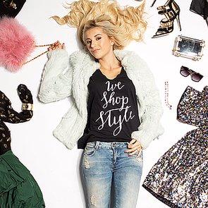 Evelina Barry Style   Shopping