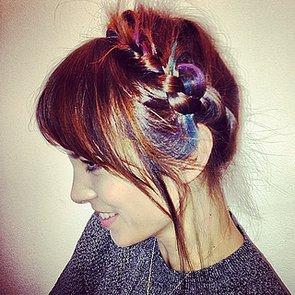 L'Oreal Professionnel Hair Chalk Alexa Chung