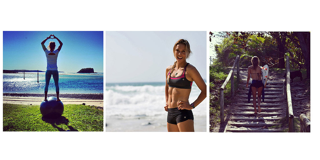 My Day on a Plate: Sally Fitzgibbons