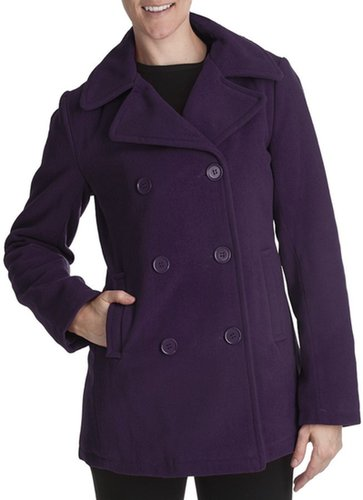Excelled Pea Coat - Insulated (For Women)