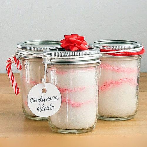 Candy Cane Peppermint Sugar Scrub
