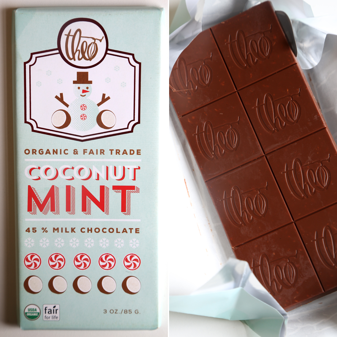 Theo Coconut Mint