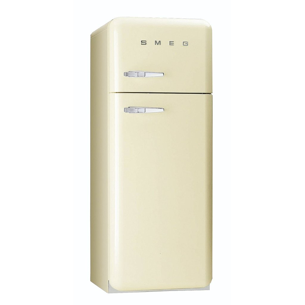 What better time to get a new refrigerator than during the major food holidays? The Smeg '50s-style fridge ($1,999) is the perfect mix of retro styling and modern technology. It's like keeping your food in an episode of I Love Lucy! — Britt Stephens, assistant entertainment editor