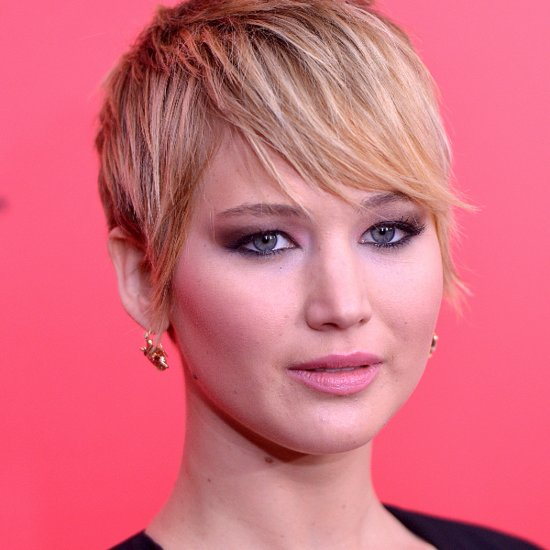 Jennifer Lawrence Short-Hair Comparisons