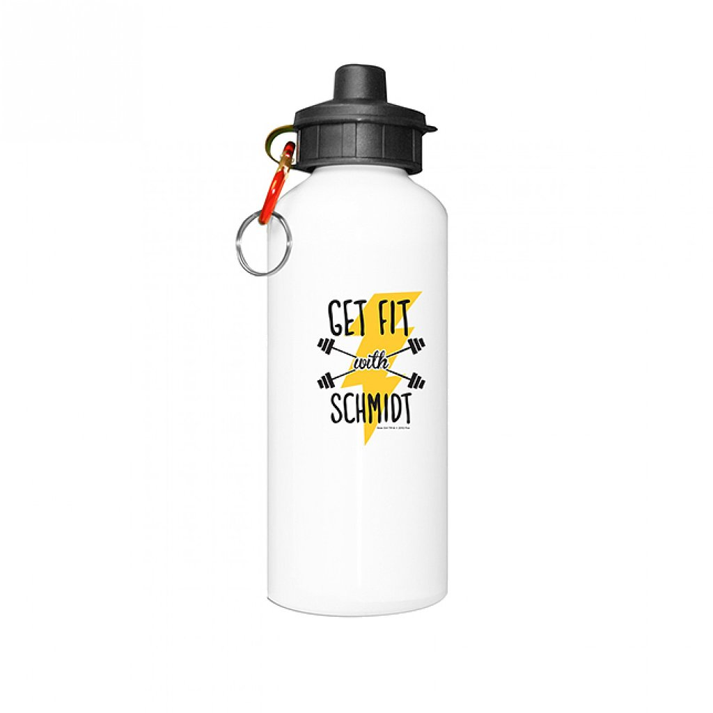 New Girl Get Fit With Schmidt Water Bottle ($19)