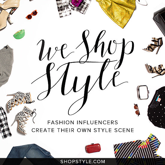 Fashion Influencers Laydown Their Style With ShopStyle
