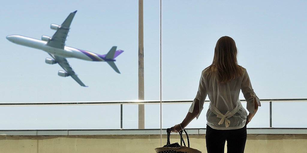 Canceled Flight? How Not to Freak Out
