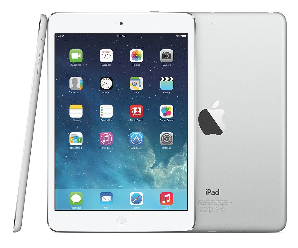 I've been holding out on buying an iPad for years, but the new iPad Mini ($399) is hard to resist. It's the perfect in-between size, it's lightweight, and it now comes with a retina display. What more could you ask for? — Becky Kirsch, entertainment director