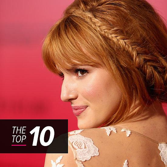 Most Beautiful Celebrities: Jennifer Lawrence, Bella Thorne