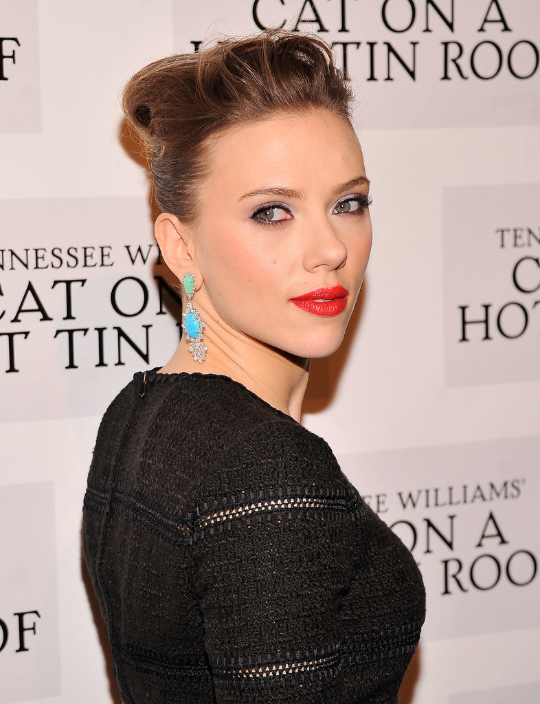 January 2013: Cat on a Hot Tin Roof Broadway Opening Night