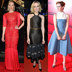Jena Malone's Catching Fire Red Carpet Style | Pictures
