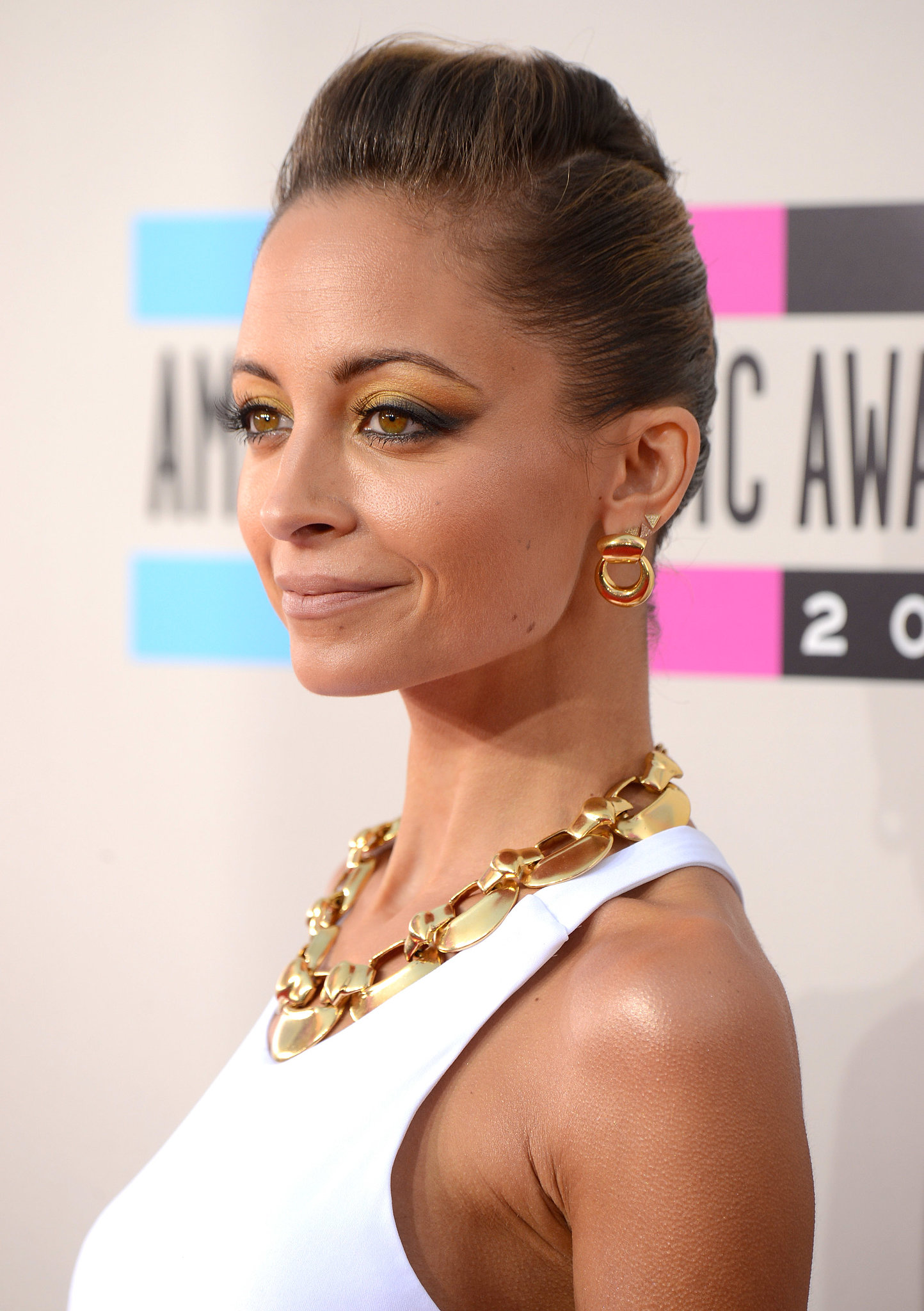 Nicole Richie : The Best American Music Awards Beauty Looks From Every ...