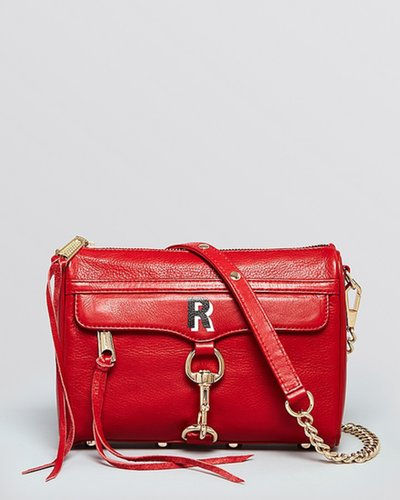 Rebecca Minkoff Crossbody - Mini Mac Monogram