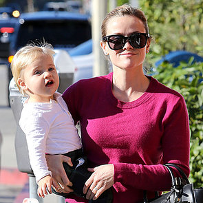 Reese Witherspoon Carrying Tennessee in LA