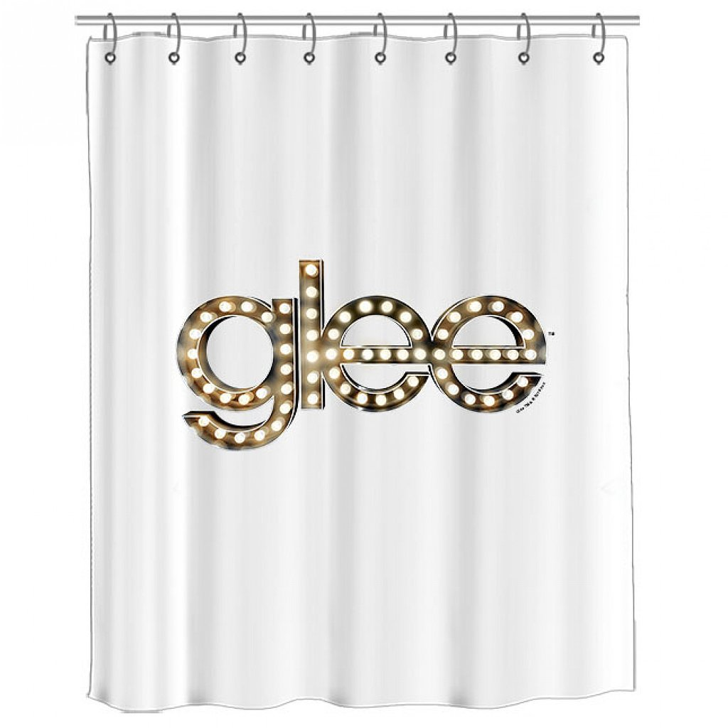 Glee Shower Curtain ($45)