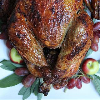 Bourbon-Glazed Turkey Recipe