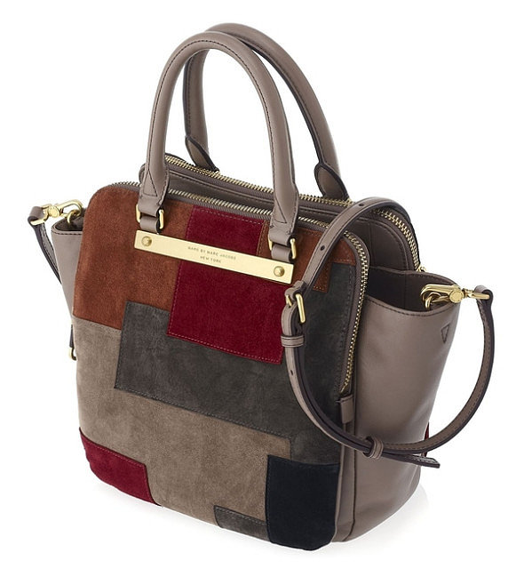 If you've got a pal who has trouble incorporating color into their wardrobe, think about gifting the Marc by Marc Jacobs Goodbye Columbus Patchwork Bag ($578). It's colorful in a muted way, and it easily transitions from Fall to Spring. —Maggie Pehanick, assistant editor