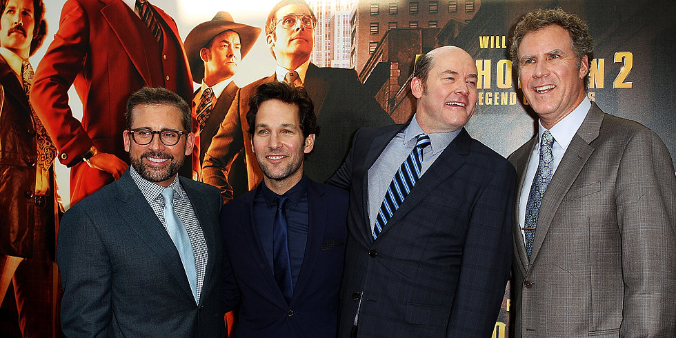 The Channel 4 News Team Comes to Sydney For Star-Studded Anchorman 2 Premiere