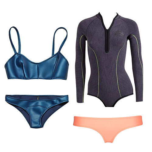Neoprene Bikini; Best Wesuits; Neoprene Swimwear