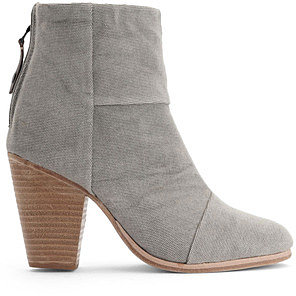 Rag & Bone Classic Newbury Grey Canvas