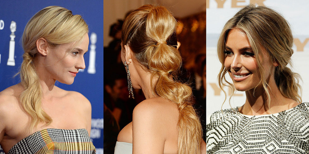 4 Ways to Revamp Your Ponytail This Party Season