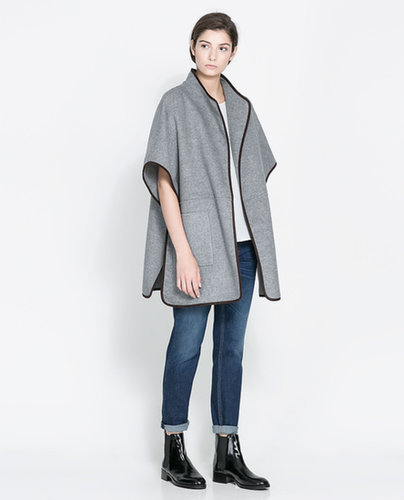 Hand-Made Wool Cape