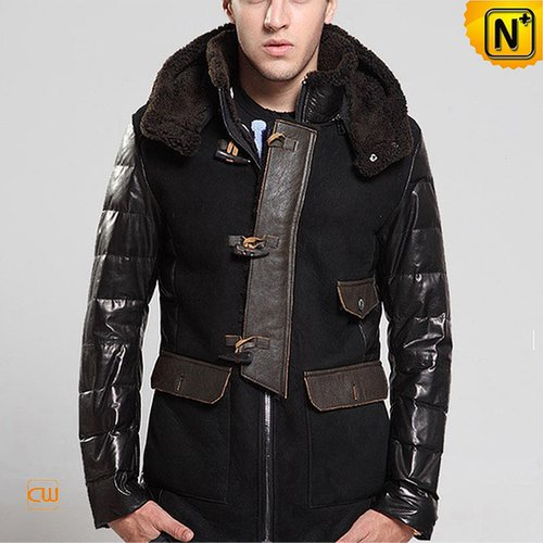 Mens Designer Sheepskin Jacket CW877137