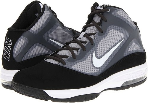 Nike - Air Max Actualizer NBK (Black/Stadiuim Grey/Night Stadium/White) - Footwear