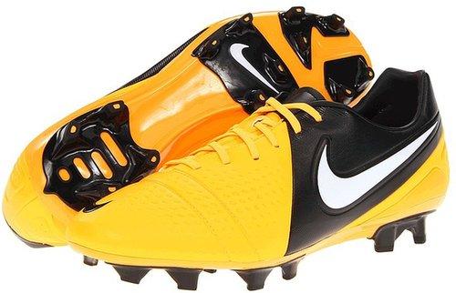 Nike - CTR360 Trequartista III FG (Citrus/Black/White) - Footwear