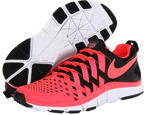 Nike - Free Trainer 5.0 (Black/Atomic Red) - Footwear