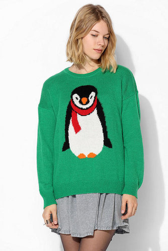 Coincidence & Chance Holiday Penguin Sweater