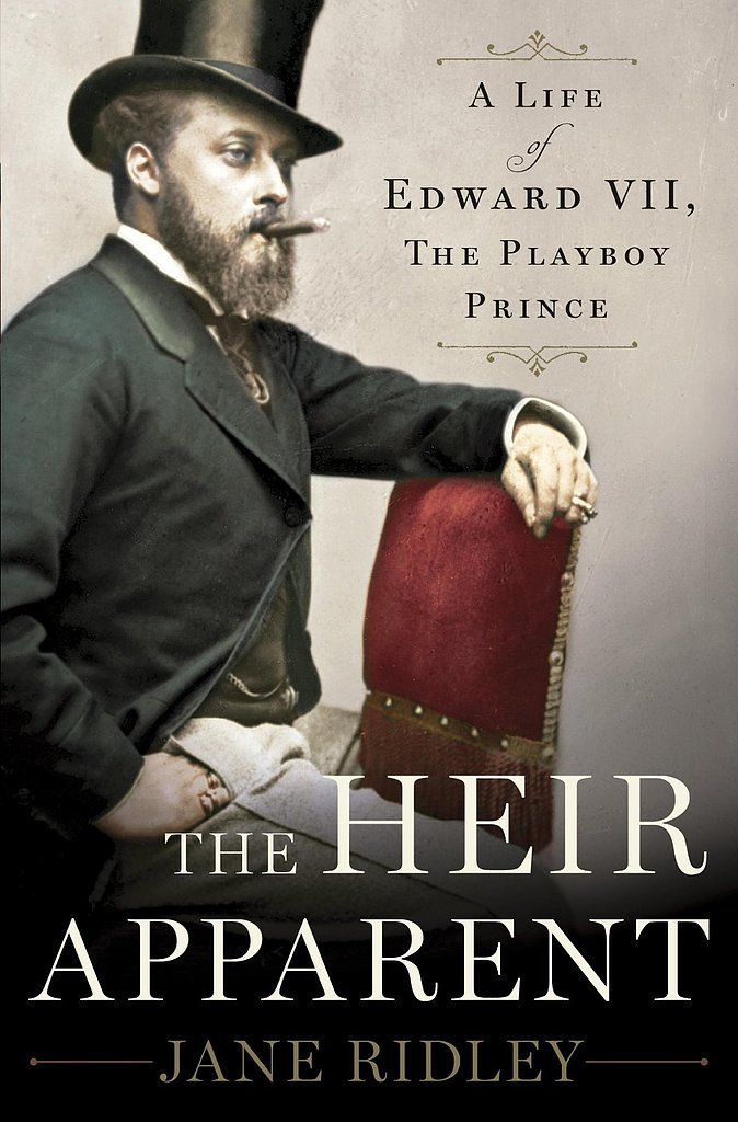 Jane Ridley's The Heir Apparent: A Life of Edward VII, the Playboy Prince chronicles the life of Queen Victoria's firstborn son, known to be the odd one out at Buckingham Palace. Drawing on primary sources, Ridley shares a portrait of Edward, who was famous for his gambling and womanizing ways before becoming a respected ruler. Out Dec. 3