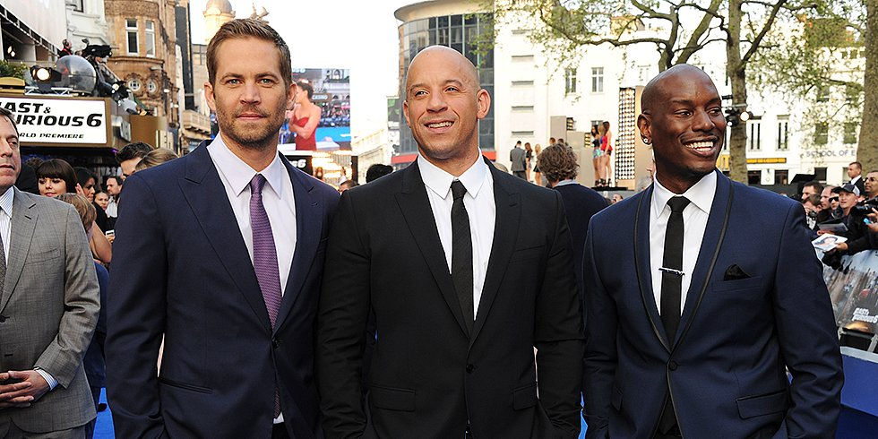 Tyrese Gibson Breaks Down at the Site of Paul Walker's Death
