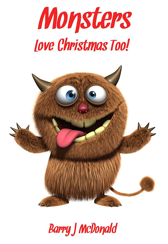 Monsters Love Christmas Too ($2) proves that even the scariest creatures get into the holiday spirit.