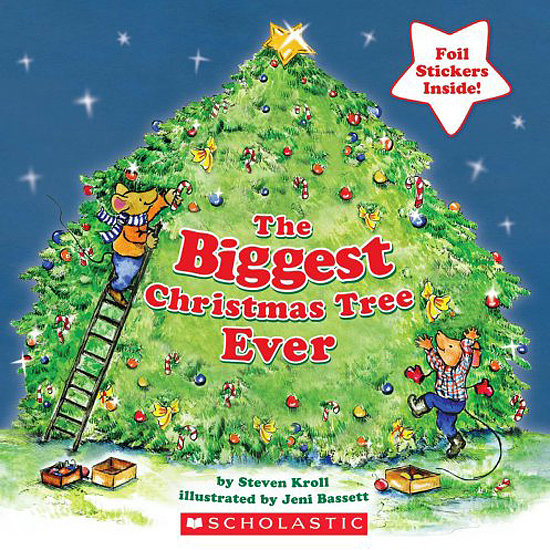 Desmond and Clayton team up for a holiday adventure in The Biggest Christmas Tree Ever ($5).
