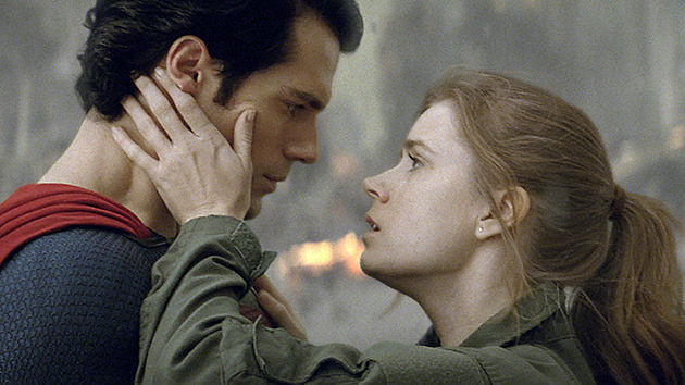 Superman and Lois, Man of Steel