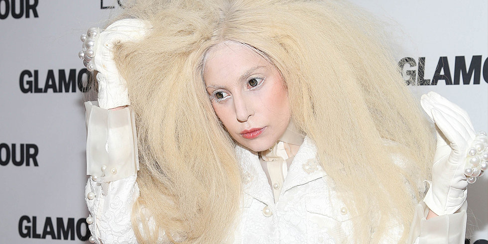 Lady Gaga Blows Our Minds With Her Ever-Changing Wigs