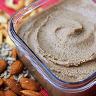 Peanut Butter Gets More Awesome: DIY Mixed Nut Butter