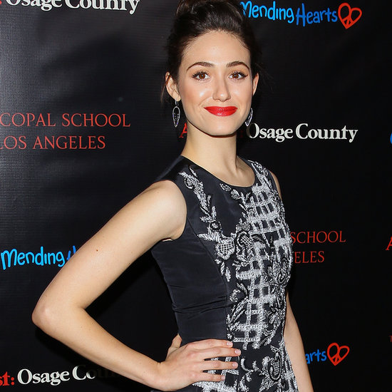 Emmy Rossum at August: Osage County Screening | Picture