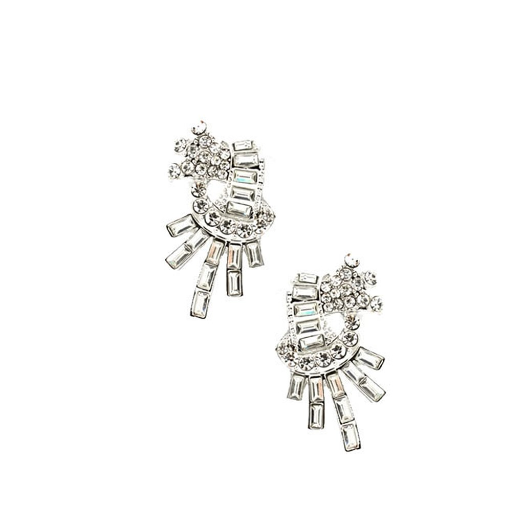 Paging Daisy Buchanan! These Freebird earrings ($19) by Modern Citizen perfectly channel Gatsby glamour.