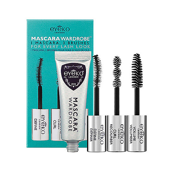 Everything you need to get va-va-voom lashes without falsies is in the Eyeko Mascara Wardrobe ($28). The kit includes three different brushes and a mascara. Even Snuffleupagus will be envious.