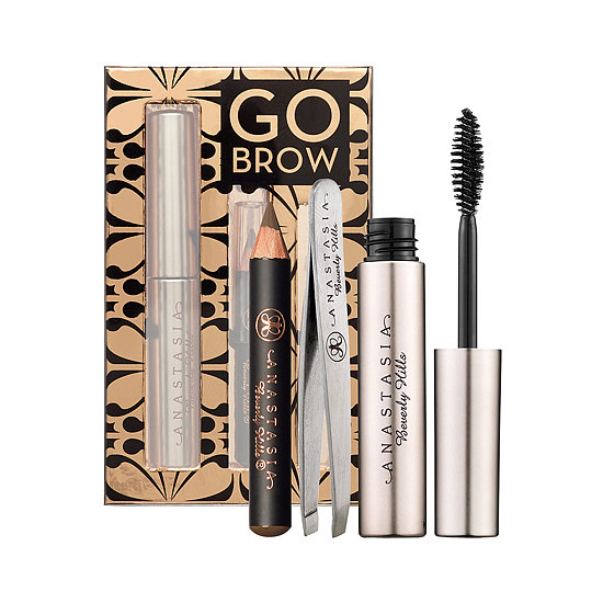 Bold brows have taken the world by storm. And the Anastasia Go Brow Kit ($16) has everything you need to pull off the look, including tweezers, brow gel, and brow pencil. Plus, your jet-setting friends will love its travel-perfect size.