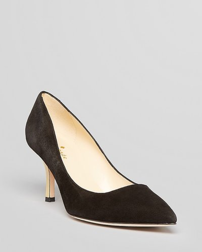 kate spade new york Pointed Toe Pumps - Jessa High Heel