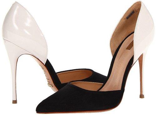 Schutz - Erendira (Black/Pearl) - Footwear